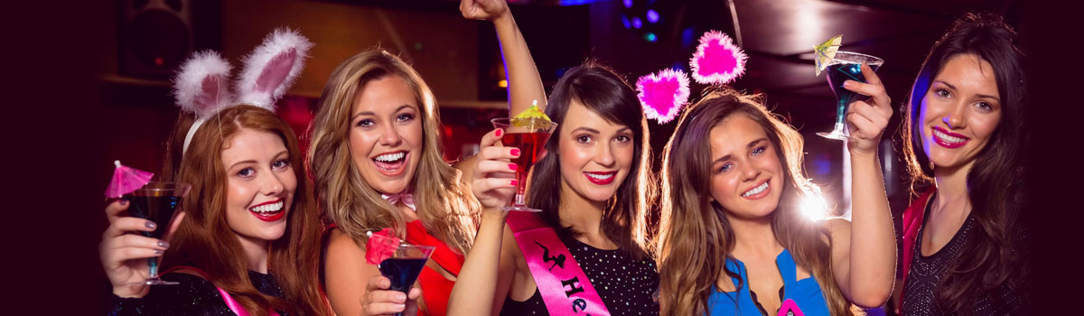 showlesque brighton hen parties ideas