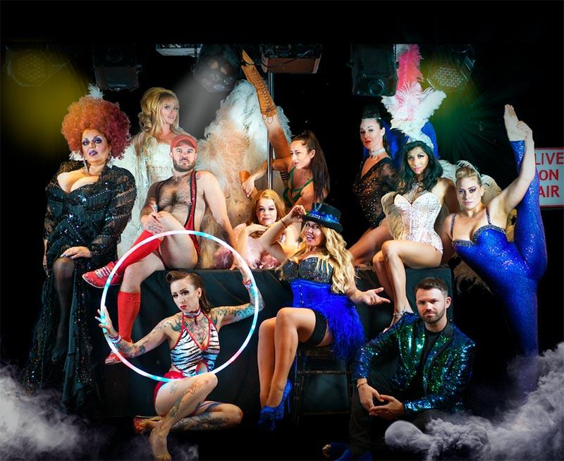 showlesque burlesque show brighton